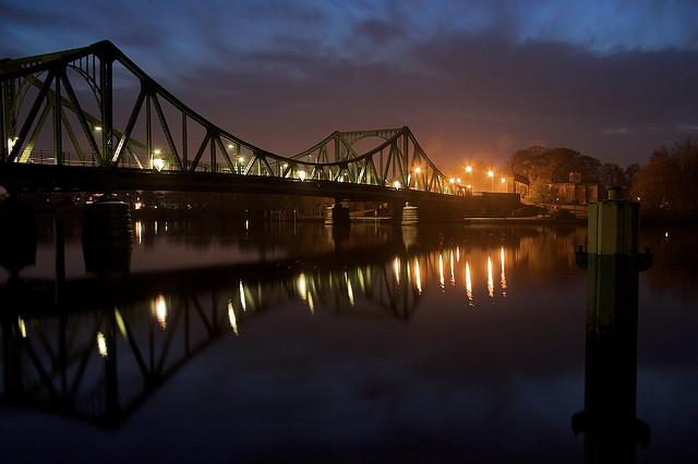 """Die """"Agentenbrücke"""""""