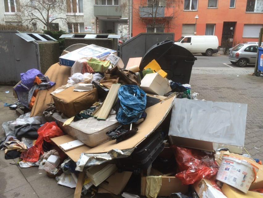 Müllentsorgung Berlin